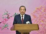 Lãnh đạo Chính phủ gặp mặt cán bộ, công chức, viên chức Văn phòng Chính phủ đầu Xuân