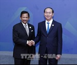 Điện mừng Quốc khánh Brunei Darussalam