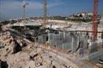 Israel xây dựng 3.000 nhà định cư mới tại Đông Jerusalem