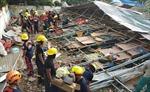 Sập nhà gây thương vong lớn tại Philippines
