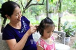 Những bà mẹ ở Làng trẻ em SOS Hà Nội