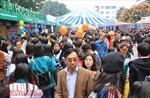 Gần 20.000 học sinh tham gia Ngày hội tư vấn tuyển sinh hướng nghiệp 2018