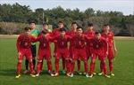 U16 Việt Nam đứng nhì Giải U16 quốc tế tại Nhật Bản