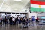 Iraq bỏ lệnh phong tỏa không phận khu vực tự trị người Kurd