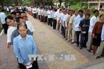 Campuchia đề nghị LHQ giám sát cuộc bầu cử Quốc hội sắp tới