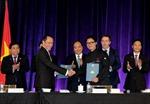 Bếp trưởng gốc Việt Luke Nguyễn làm Đại sứ Ẩm thực toàn cầu cho Vietnam Airlines