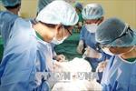 Ca ghép phổi đầu tiên ở Việt Nam từ người cho chết não
