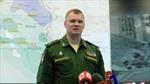 Nga khẳng định không sử dụng vũ khí hóa học tại Syria