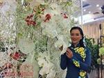 Triển lãm hoa quốc tế tôn vinh vẻ đẹp của hoa và áo dài Việt Nam