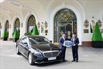 Majestic Sài Gòn tiếp nhận E 200 thế hệ mới từ Mercedes-Benz Việt Nam