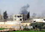 Syria: Quân đội chính phủ kiểm soát thêm hai thị trấn ở Đông Ghouta