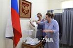 Công dân Nga tại Việt Nam bầu cử Tổng thống Liên bang Nga