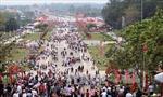 Phân luồng giao thông phục vụ giỗ Tổ Hùng Vương - Lễ hội Đền Hùng