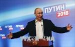Tổng thống Putin: Nga không muốn chạy đua vũ trang, sẽ giảm chi phí quốc phòng