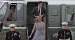 Trực thăng chở vợ chồng con gái Tổng thống Trump hạ cánh khẩn cấp vì trục trặc động cơ