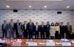 Đoàn Học viện Hành chính quốc gia Việt Nam thăm và làm việc tại LB Nga