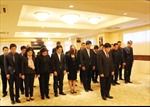 Lễ viếng nguyên Thủ tướng Phan Văn Khải tại Nhật Bản