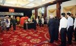 Cử hành trọng thể lễ viếng nguyên Thủ tướng Phan Văn Khải