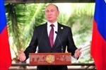 Chủ tịch nước Trần Đại Quang gửi Thư chúc mừng Tổng thống Nga Vladimir Putin