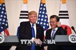 Hàn Quốc, Mỹ duy trì sức ép và đối thoại với Triều Tiên