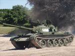Trung Quốc thử nghiệm xe tăng không người lái
