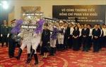 Các đoàn đại biểu quốc tế đến viếng nguyên Thủ tướng Phan Văn Khải