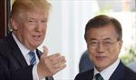 Tổng thống Hàn Quốc gợi ý tổ chức thượng đỉnh 3 bên Mỹ-Hàn-Triều