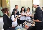 Giới thiệu ẩm thực Pháp đến người dân Việt Nam