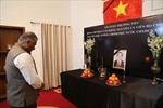Ấn Độ mất đi một người bạn - nguyên Thủ tướng Phan Văn Khải