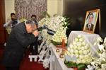 Nhiều nước tổ chức trọng thể lễ viếng và mở Sổ tang tưởng nhớ đồng chí Phan Văn Khải