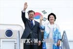 Tổng thống Đại Hàn Dân Quốc và Phu nhân bắt đầu thăm cấp Nhà nước tới Việt Nam