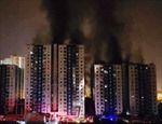 Cách thoát hiểm an toàn khi xảy ra cháy ở chung cư