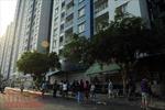 Chủ đầu tư toà Carina Plaza lên tiếng hỗ thiệt hại cho người dân trong vụ cháy