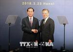 Quan hệ hợp tác Việt Nam - Hàn Quốc phụ thuộc sự năng động, sáng tạo của đội ngũ doanh nhân