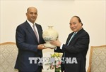 Thủ tướng Nguyễn Xuân Phúc tiếp Bộ trưởng Thương mại và Công nghiệp Oman