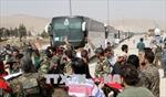 Chính phủ Syria thông báo đợt sơ tán thứ hai khỏi Đông Ghouta