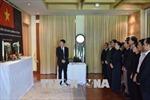 Bạn bè quốc tế chia buồn trước sự ra đi của nguyên Thủ tướng Phan Văn Khải