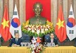 Tổng thống Hàn Quốc Moon Jae-in kết thúc chuyến thăm cấp Nhà nước tới Việt Nam