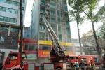 Giải cứu gần 20 người trong khách sạn bốc cháy ở TP Hồ Chí Minh