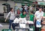 Nhiều hoạt động hỗ trợ nạn nhân vụ cháy chung cư Carina Plaza