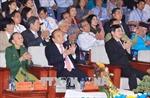 Thủ tướng Nguyễn Xuân Phúc: Hội An phải phấn đấu trở thành đô thị cổ du lịch hàng đầu khu vực và thế giới