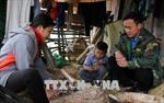 Chàng thanh niên dân tộc Mông thiết thực cải thiện môi trường sống