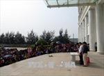 Khoảng 2.000 công nhân Công ty TNHH Yamani Dynasty trở lại làm việc