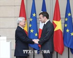 Việt Nam - Pháp: Đối tác chiến lược thực chất