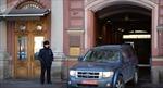 Hình ảnh các nhà ngoại giao Nga, Mỹ đầu tiên rút về nước