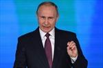 Tổng thống Putin sa thải 11 tướng thuộc cơ quan thực thi pháp luật