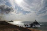 Nga tập trận gần bờ biển Syria