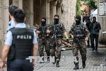 Thổ Nhĩ Kỳ bắt giữ 15 đối tượng người nước ngoài nghi là thành viên IS