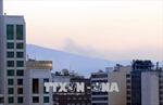 Thông tin đầu tiên về dân thường bị thương trong vụ tấn công Syria