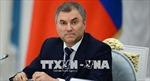 Nghị sĩ Nga chỉ trích Washington đẩy thế giới vào chiến tranh